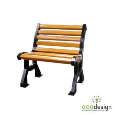 chaise plastique recyclé